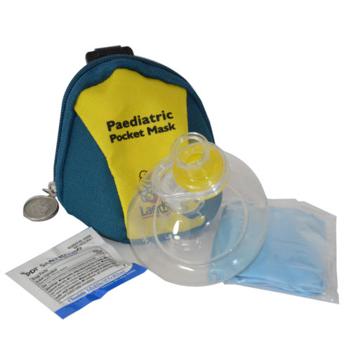 Paediatric Pocket Mask